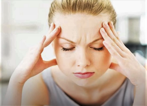 Як стрес впливає на вашу шкіру