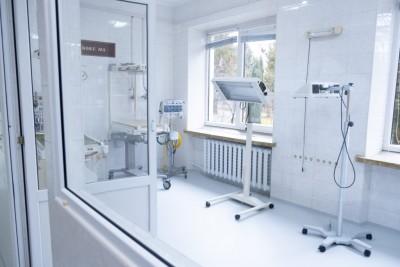 Підлога для медичних закладів